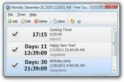 Free Countdown Timer Portable 4.0.1
