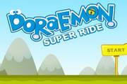 哆啦A梦驾驶摩托...