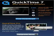 Quicktime player 7.7.2 中文..
