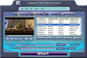 Bigasoft PSP Video Converter 3.7.48.4997