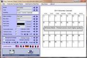 Easy Calendar Maker