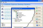 Outlook Express Backup Restore