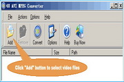 4U AVI MPEG Converter