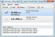 Free Alarm Clock Portable
