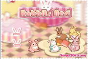 可爱兔子设计小...