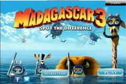 马达加斯加图片找茬3