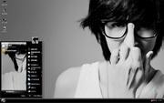 PCTheme非主流眼镜帅哥xp主题 1.6.0.3