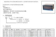 狮威DH3-AA100数字电流电压使用说明书