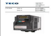东元L510-2P5-H1F-P变频器使用说明书