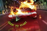 3D疯狂道路赛车2...