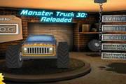 3D霸气怪物卡车...
