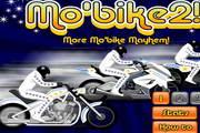 挑战极限摩托...