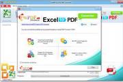 Excel转换成PDF...