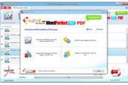 WordPerfect转换成PDF转换器