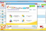 PowerPoint PPT 转换成PDF转..