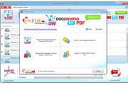 DocuWorks转换成PDF转换器