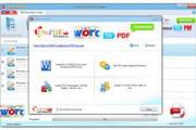 Word DocX 轉換成PDF轉換器