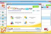 PowerPoint (PPTX)转换成PDF转换器 3.0