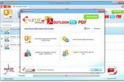 邮件Outlook转换成PDF转换器 3.0