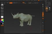 ZBrush4R7三维数字雕刻绘画软件 4.7.4.7