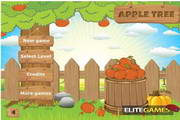 苹果大丰收选关...