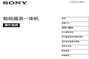 SONY索尼 DCR-SX45E 说明书