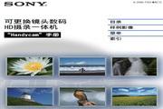 SONY索尼 NEX-VG10E 说明书