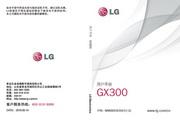 LG LG-GX300 说明书