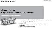 SONY索尼 CCD-TRV128 说明书