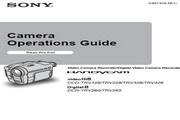 SONY索尼 CCD-TRV328 说明书