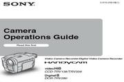 SONY索尼 DCR-TRV280 说明书
