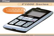 UT斯达康 UTStarcom F1000 说明书