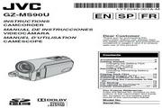 JVC GZ-MS90 说明书