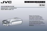 JVC GZ-MS120 说明书