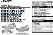 JVC GR-FX220A 说明书