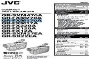 JVC GR-FXM170A 说明书