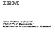 IBM(ThinkPad) ThinkPad A21e 说明书