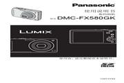 Panasonic 松下 DMC-FX580GK 使用说明书