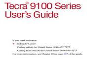 东芝 Tecra 9100 说明书