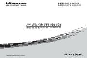 Hisense 海信 LED24T29X3D 说明书