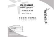 容声 电脑冰箱BCD-295WYL 使用说明书