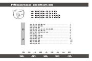 海信 冰箱BCD-231GD型 使用说明书