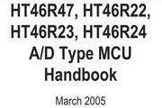 盛群 A/D Type M...