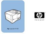 惠普LaserJet 4100使用说明书