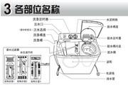 海尔双桶洗衣机 XPB100-1187BS LM说明书