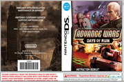 任天堂 Advance Wars Days of Ruin说明书