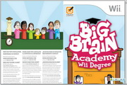 任天堂 Big Brain Academy: Wii Degree说明书