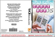 任天堂 Crosswords DS说明书