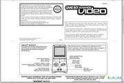 任天堂 Game Boy Advance Video说明书