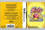 任天堂 Kirby Super Star Ultra说明书
